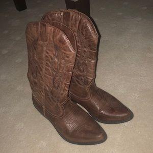 c659f9b86bf598 Women s Dsw Cowboy Boots on Poshmark
